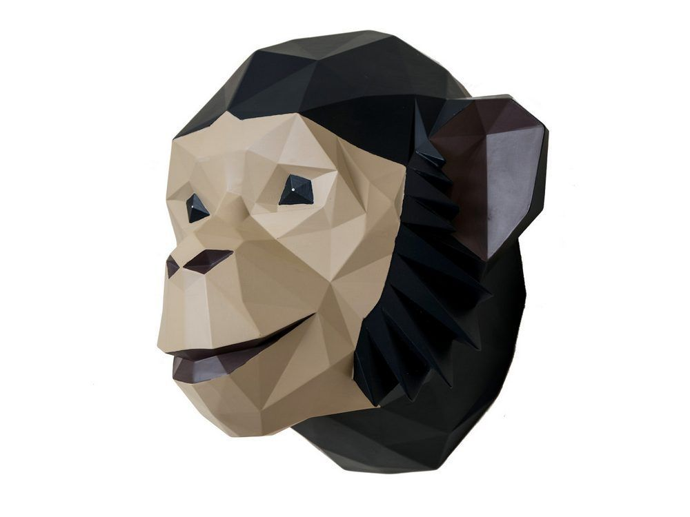 7 Best Origami Monkey images | Origami monkey, Origami, Origami animals | 750x1000