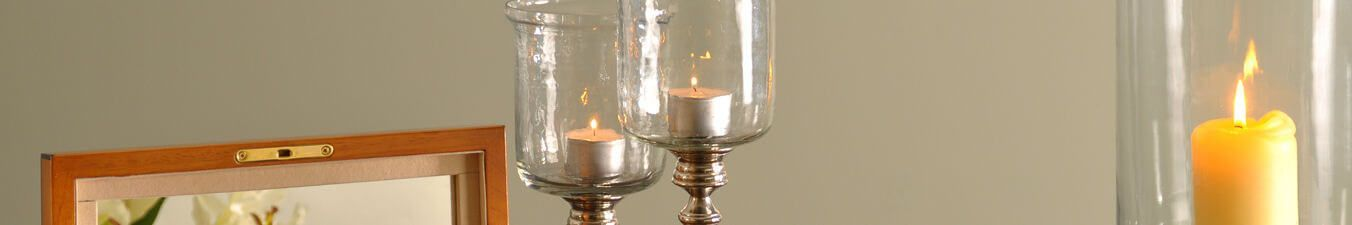 modern metal candle lanterns